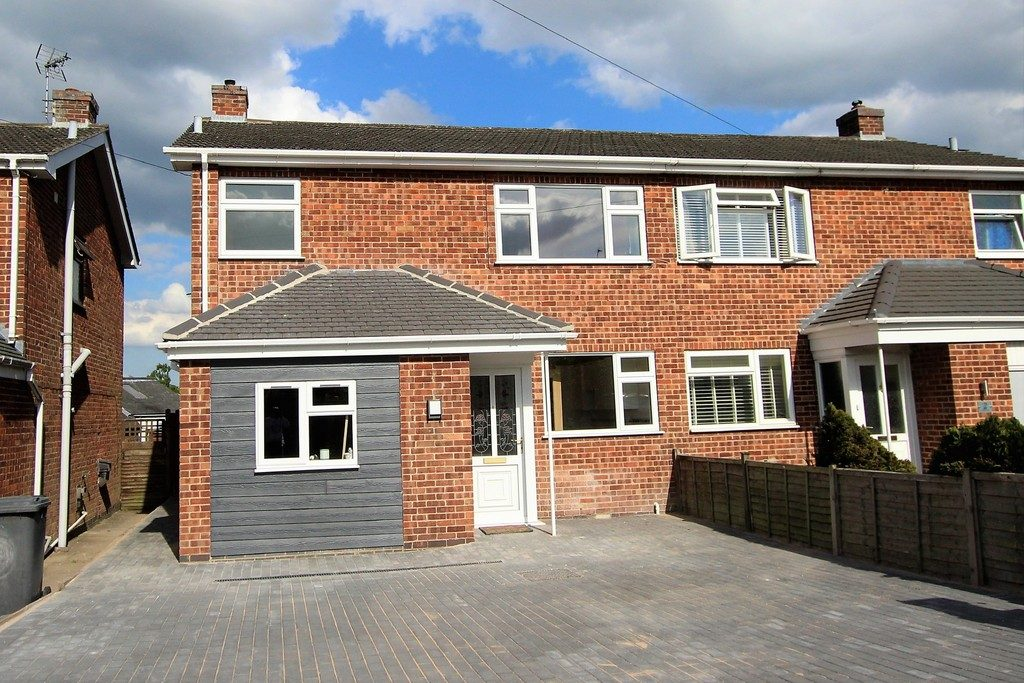Grange Close, Ashby-de-la-Zouch