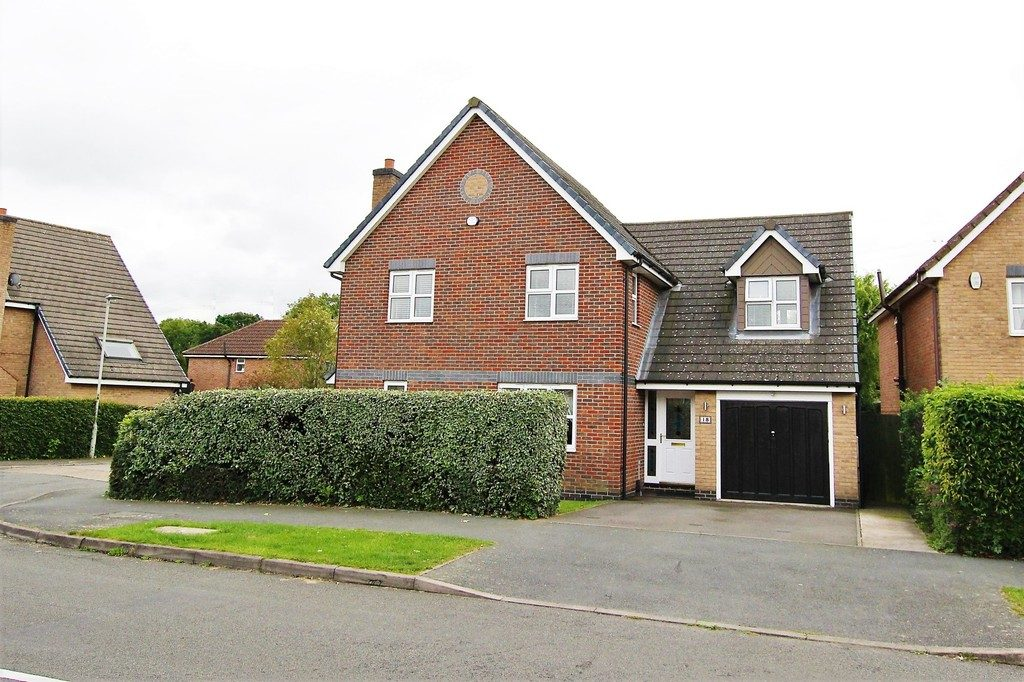 Taverner Drive, Ratby