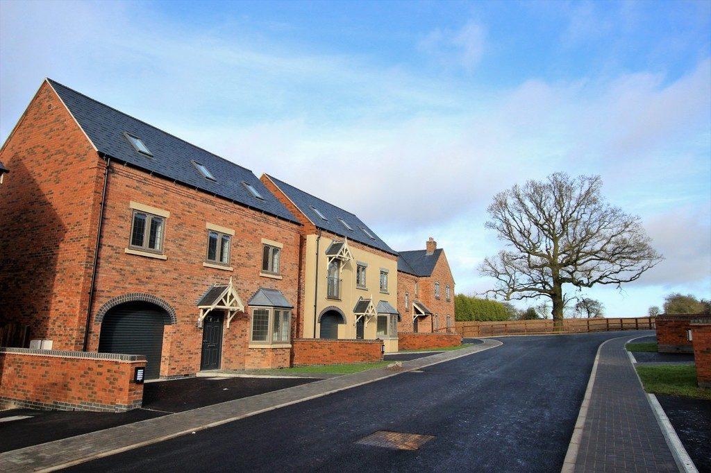 New Packington, Ashby-de-la-Zouch