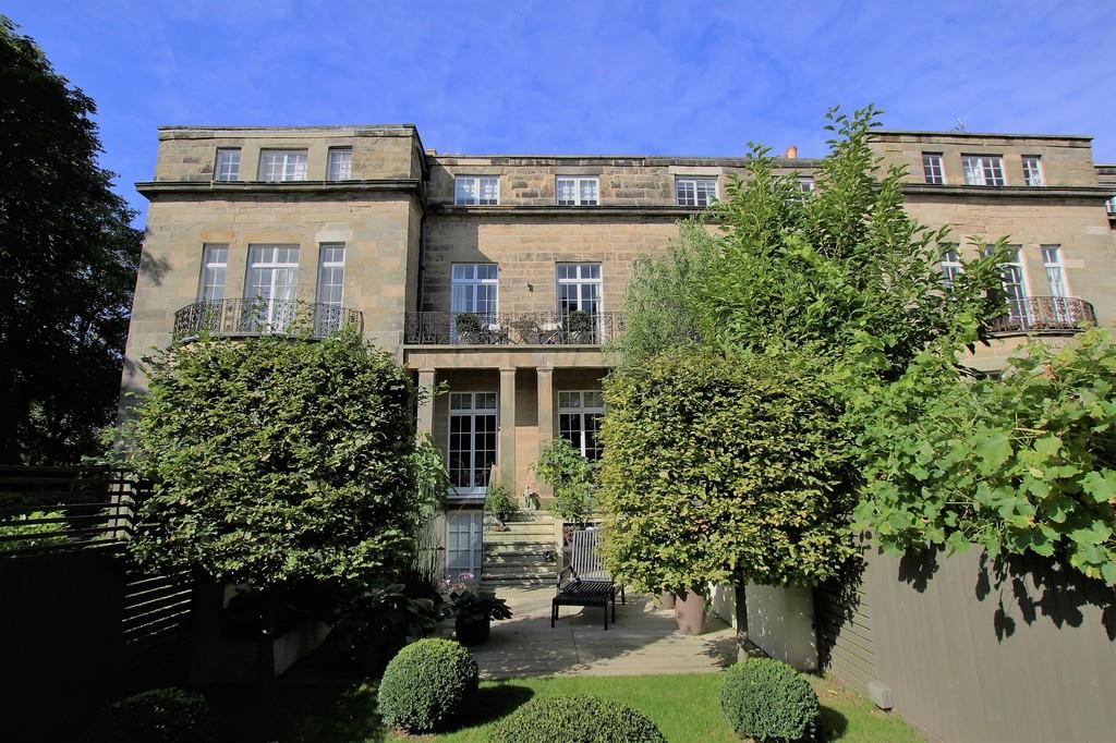Rawdon Terrace, Ashby de la Zouch