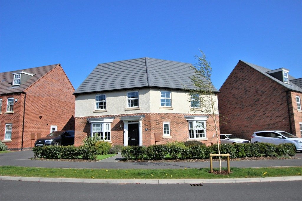 Abbotsford Road, Ashby-de-la-Zouch
