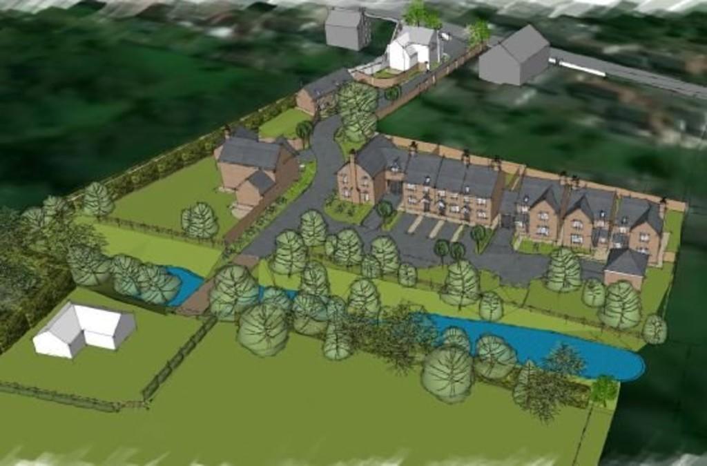 Development Site Station Road Hugglescote
