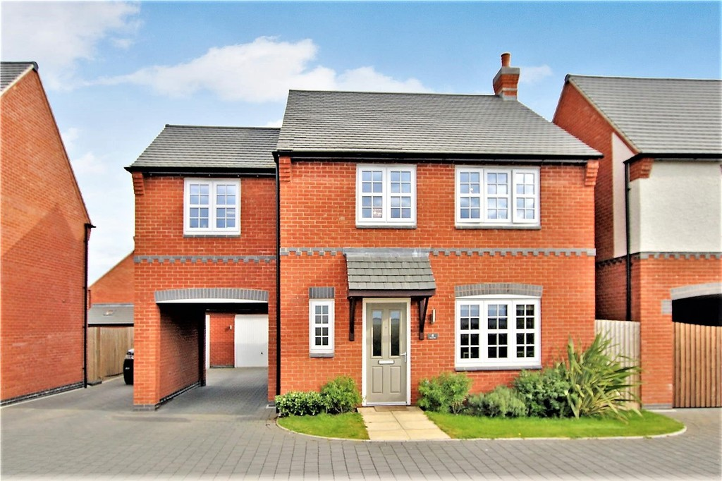 Orchard Way, Donisthorpe